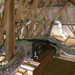 Clark Heating & Air Conditioning Waco, Texas - Attic HVAC Construction