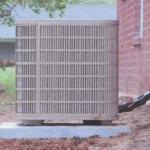 Clark Heating & Air Conditioning Waco, Texas - Exterior A/C Unit Replacement