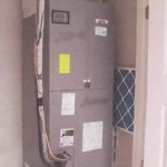 Clark Heating & Air Conditioning Waco, Texas - Central Heat Unit Installation