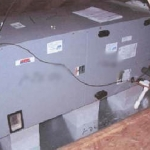 Clark Heating & Air Conditioning Waco, Texas - Attic Heating Unit