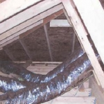 Clark Heating & Air Conditioning Waco, Texas - Attic Duct Work