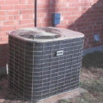 Clark Heating & Air Conditioning Waco, Texas - Exterior Unit