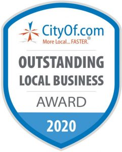 Clark Heating and Air Conditioning Waco Outstanding Local Business Award